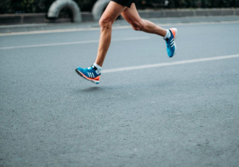 What are the benefits of running 1 kilometre a day?