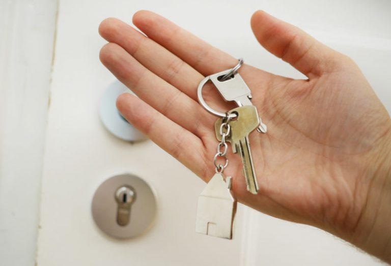 Do you lock your house door at night?